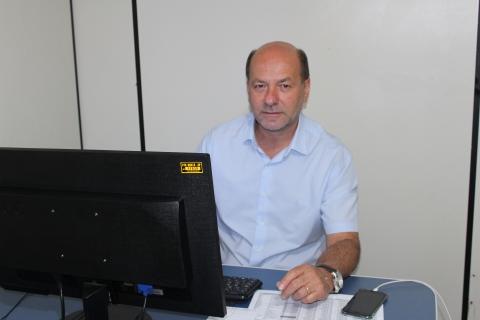 Imagem do secretário(a)  de Administração e Finanças