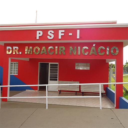 PSF I - Dr. Moacir Nicácio