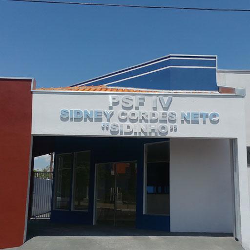 PSF IV - Sidney Cordes Neto - Sidinho